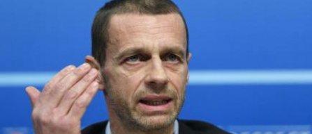 Aleksander Ceferin nu va accepta mai putin de 16 echipe europene la CM 2026