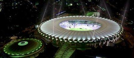 """JO 2016: Stadionul """"Maracana"""" din Rio de Janeiro va gazdui finalele turneelor de fotbal"""