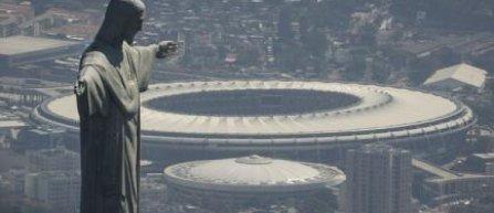 Facturi umflate pentru lucrarile de renovare a stadionului Maracana