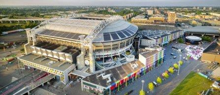 Stadionul echipei Ajax Amsterdam va purta numele lui Johan Cruyff