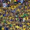 Mondialul brazilian, al doilea ca medie de spectatori