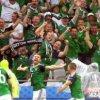 Suporterii irlandezi vor primi Medalia Orasului Paris pentru conduita lor (video)