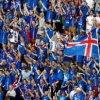 Viitorul presedinte islandez, in mijlocul suporterilor pe Stade de France