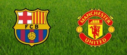 Clubul Manchester United va suporta o parte din preţul biletelor fanilor săi în deplasarea de la Barcelona