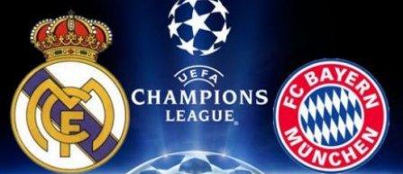 Bayern atacă Realul cu o formulă ultra-ofensivă