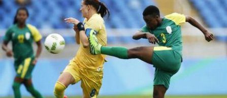 JO 2016 - Fotbal feminin: Favoritele s-au impus pe linie
