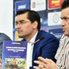 "FRF a lansat volumul ""Istoria echipei nationale de fotbal a Romaniei"""