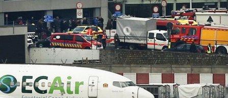 VIDEO | Luana Rednic: Au explodat doua bombe in aeroport, dupa care s-au auzit focuri de arma