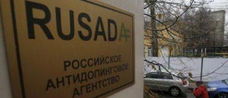 """Rusia este gata sa numească un """"un specialist strain"""" la conducerea laboratorului sau antidoping"""