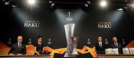 Lazio - Sevilla, capul de afiş al şaisprezecimilor Europa League