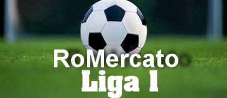 RoMercato - Transferuri din Liga 1 - iarna 2014-2015
