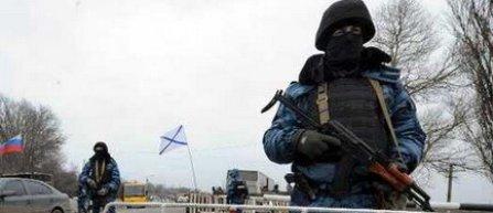 Ucraina cere ca FIFA si UEFA sa impuna sanctiuni Rusiei