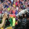 FIFA a amendat Anglia, Scotia, Tara Galilor si Irlanda de Nord pentru folosirea unui simbol politic