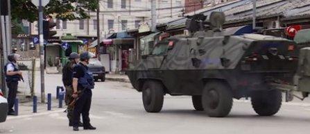 Politia din Kosovo anunta ca a prevenit un atac extremist ce viza echipa de fotbal a Israelului
