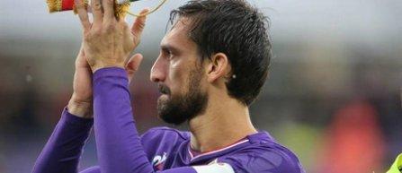 Căpitanul Fiorentinei, Davide Astori, a murit la Udine, unde se afla cu echipa pentru un meci din Serie A