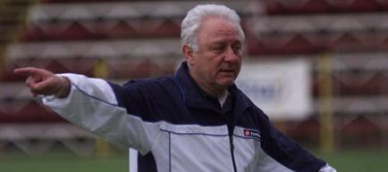 Florin Halagian, antrenorul cu cele mai multe meciuri în divizia A