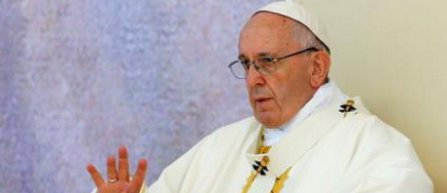 Papa Francisc ii indeamna la solidaritate pe sportivii participanti la JO 2016