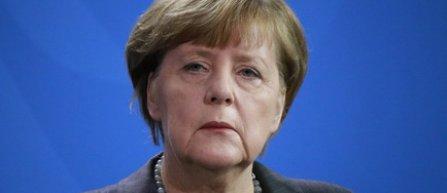 Angela Merkel, consternată de atacul vizând autocarul echipei Borussia Dortmund