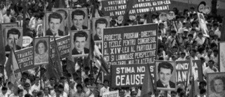 Mircea Rednic le vorbeste despre epoca Ceausescu elevilor sai de la Mouscron