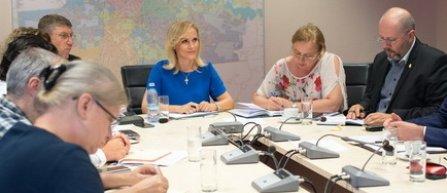 Gabriela Firea: Bucurestiul trebuie sa devina cu adevarat o capitala europeana