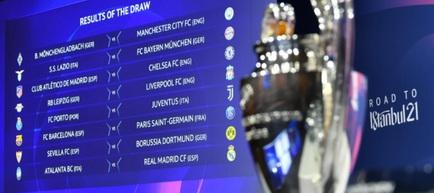 Idei de pariuri Champions League - faza optimilor & câștigarea trofeului