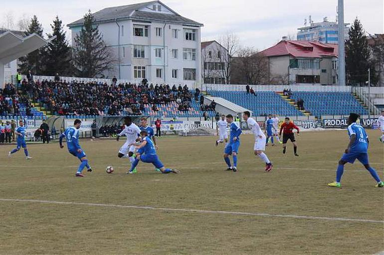 Poze FC Botoșani - Pandurii Târgu-Jiu