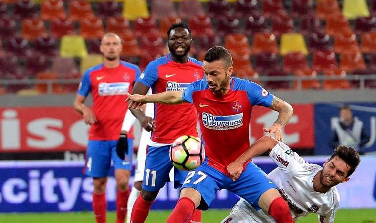 Pariaza pe goluri in derby-ul FCSB - CFR Cluj si castiga ...  |Fcsb- Cfr Cluj