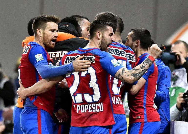 Fotbal Club FCSB - CFR 1907 Cluj (2 - 0) 12.03.2017 |Fcsb- Cfr Cluj