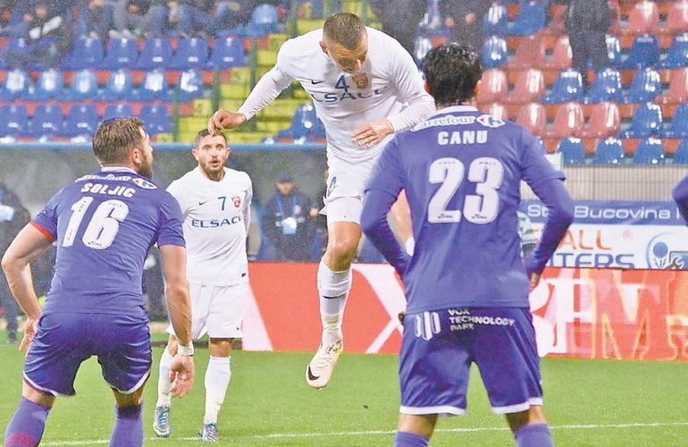 Poze FC Botoșani - ACS Poli Timișoara