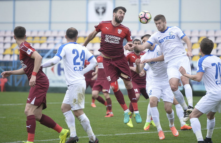 Poze FC Voluntari - Pandurii Târgu-Jiu