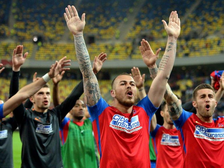 Poze Fotbal Club FCSB - Dinamo București