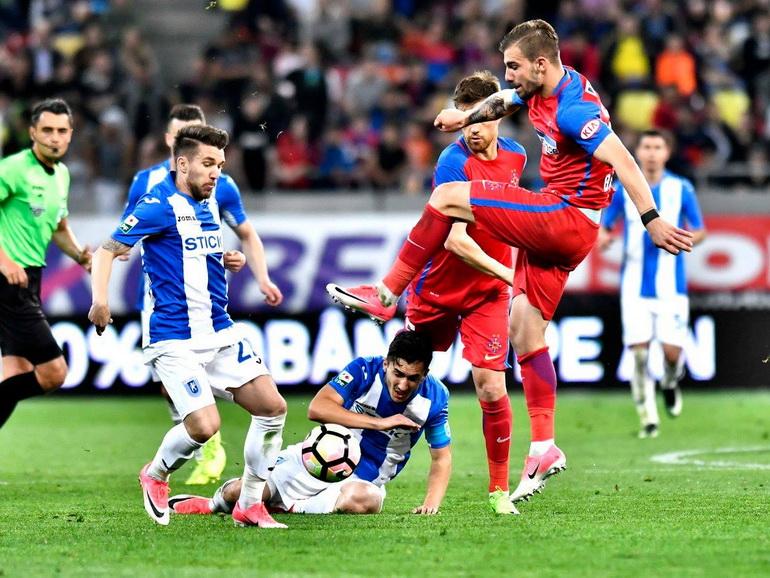 Poze Fotbal Club FCSB - CS Universitatea Craiova