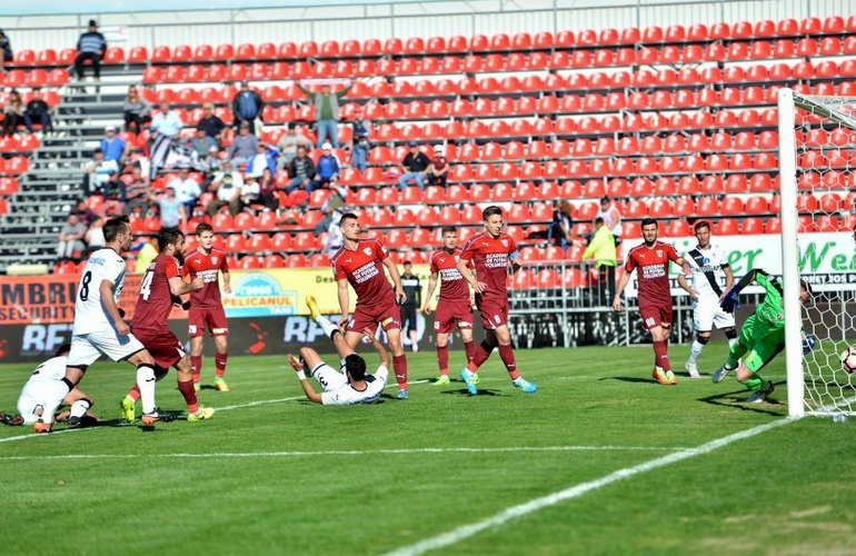 Poze FC Voluntari - Gaz metan Mediaș