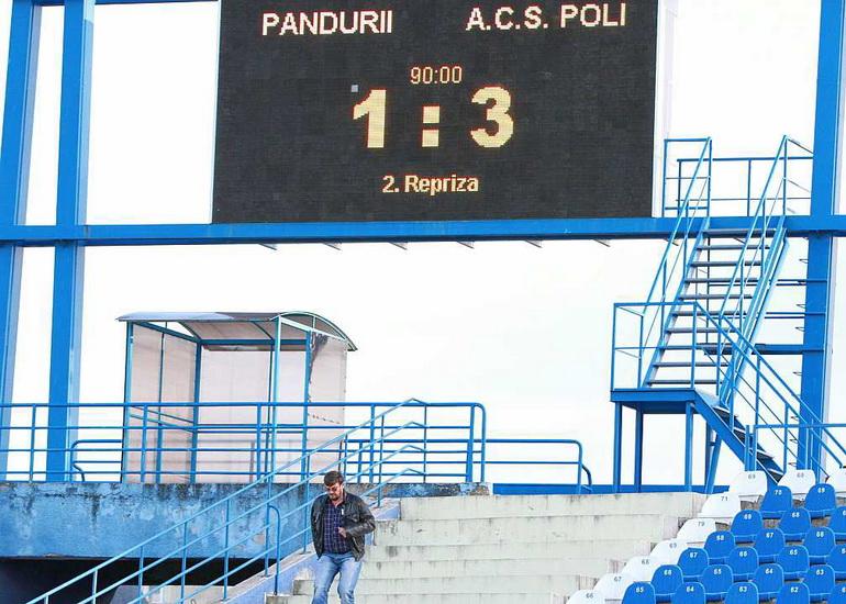 Poze Pandurii Târgu-Jiu - ACS Poli Timișoara