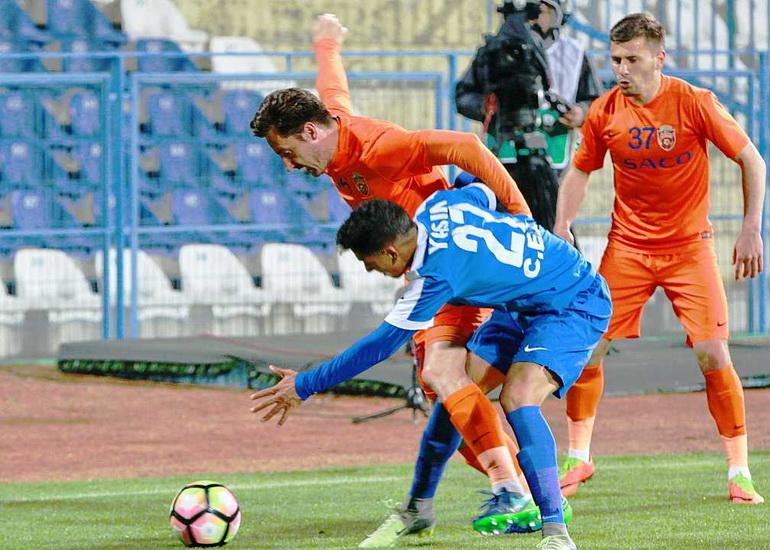 Poze Pandurii Târgu-Jiu - FC Botoșani