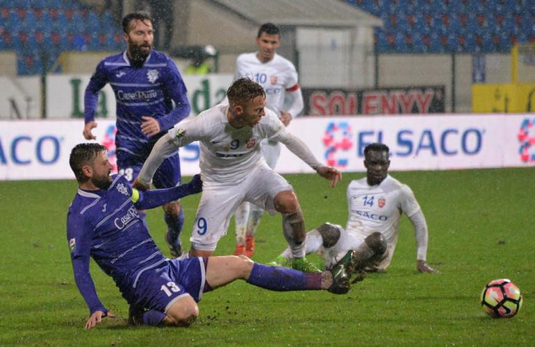 Poze ACS Poli Timișoara - FC Botoșani