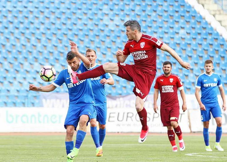 Poze Pandurii Târgu-Jiu - FC Voluntari