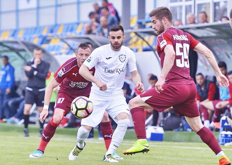 Poze FC Voluntari - ACS Poli Timișoara