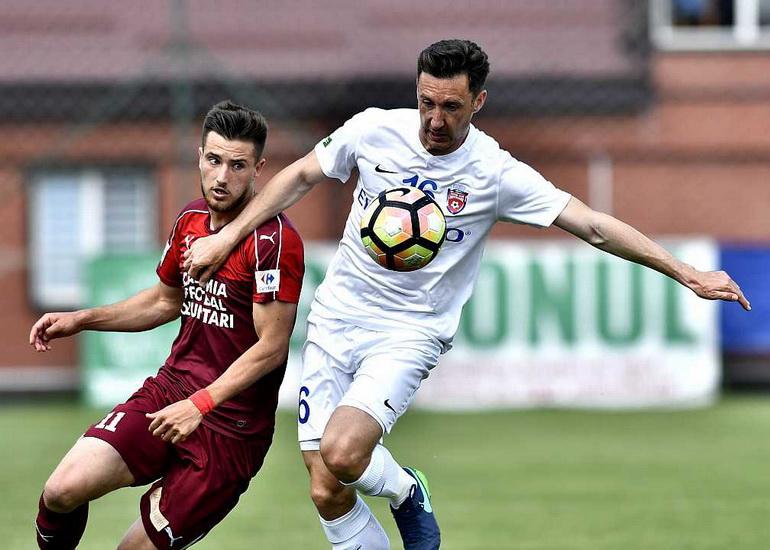 Poze FC Voluntari - FC Botoșani