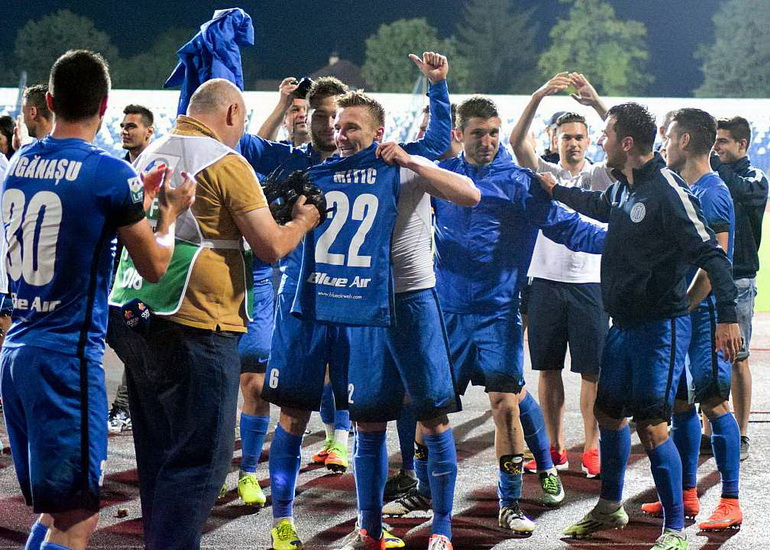 Poze CSM Politehnica Iași - FC Voluntari