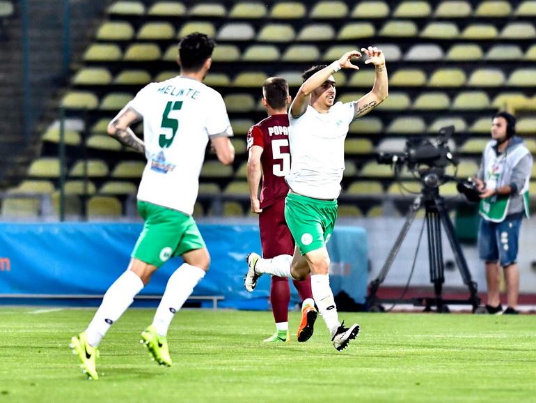 Poze FC Voluntari - Concordia Chiajna