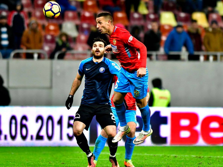 Poze Fotbal Club FCSB - Viitorul Constanța
