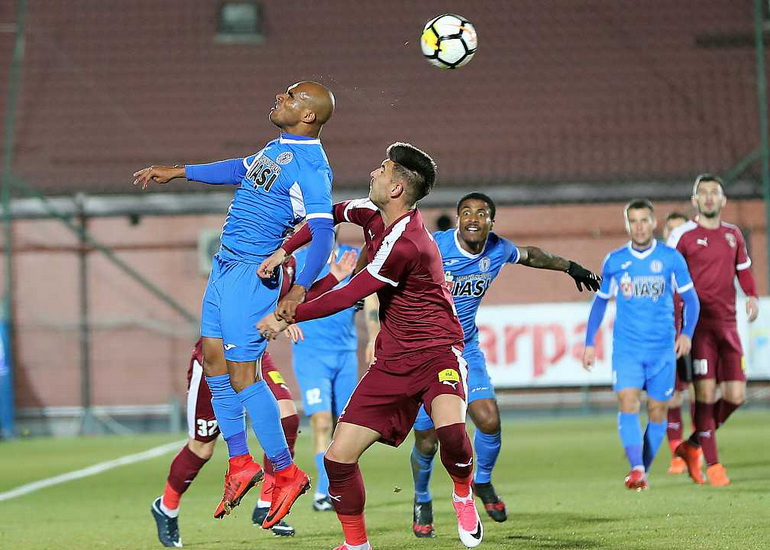 Poze FC Voluntari - CSM Politehnica Iași