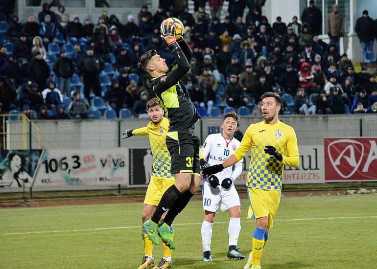 Poze FC Botoșani - Juventus București