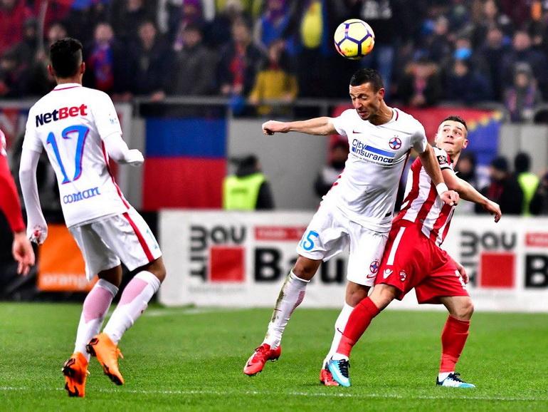 Poze Dinamo București - Fotbal Club FCSB