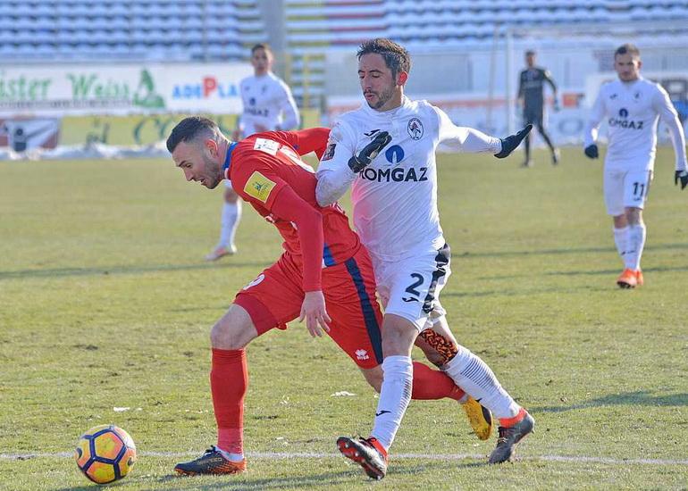 Poze FC Botoșani - Gaz metan Mediaș