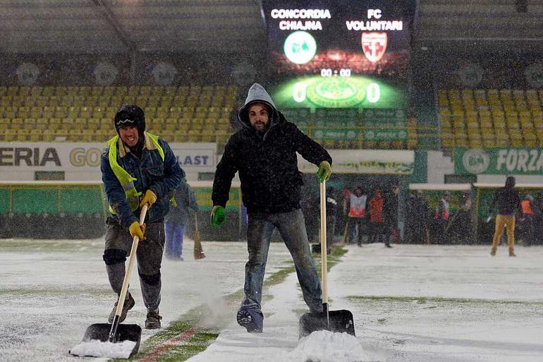 Poze Concordia Chiajna - FC Voluntari