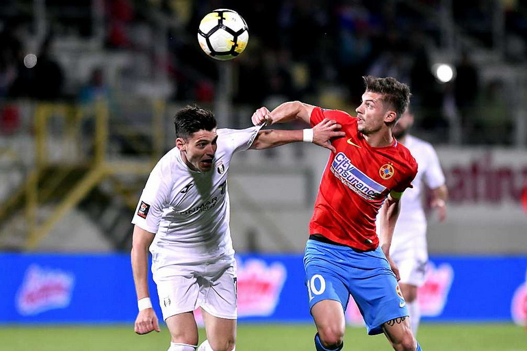 Poze Astra Giurgiu - Fotbal Club FCSB