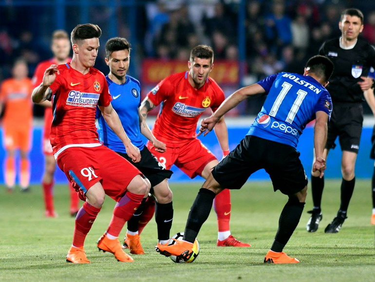 Poze Viitorul Constanța - Fotbal Club FCSB
