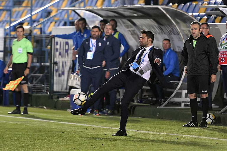 Poze FC Voluntari - Juventus București